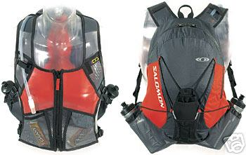 code promo 15e42 9f052 Gilet Salomon Pro Packvest 200! | TRAIL ET ULTRA PASSION!